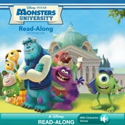 Monsters University Read-Along Storybook ebook by Calliope Glass