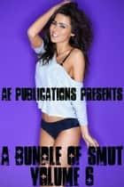 A Bundle Of Smut: Volume Six ebook by AE Publications