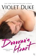 Donovan's Heart ebook by Violet Duke