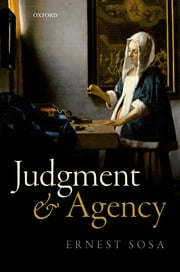 Judgment and Agency ebook by Ernest Sosa