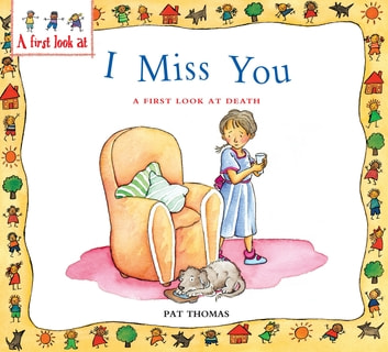 Death: I Miss You ebook by Pat Thomas