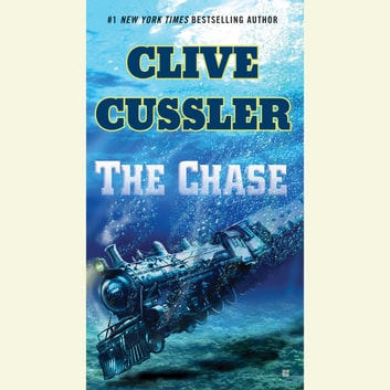 The Chase audiobook by Clive Cussler