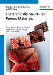 Hierarchically Structured Porous Materials - From Nanoscience to Catalysis, Separation, Optics, Energy, and Life Science ebook by Xiao-Yu Yang,B.-L. Su,Clement Sanchez