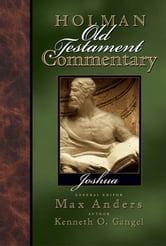 Holman Old Testament Commentary - Joshua ebook by Kenneth Gangel,Max Anders