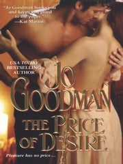 The Price of Desire ebook by Goodman, Jo