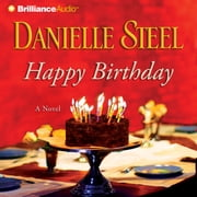 Happy Birthday audiobook by Danielle Steel