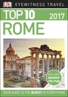 Top 10 Rome ebook by DK Travel