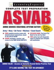 ASVAB - The Complete Preparation Guide ebook by Kobo.Web.Store.Products.Fields.ContributorFieldViewModel