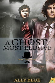 A Ghost Most Elusive ebook by Ally Blue