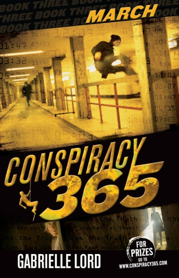 Conspiracy 365 #3 - March ebook by Gabrielle Lord
