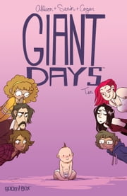 Giant Days #10 ebook by John Allison,Max Sarin