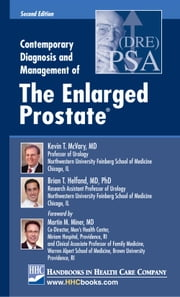 Contemporary Diagnosis and Management of The Enlarged Prostate®, 2nd edition ebook by Kevin T. McVary, MD,Brian T. Helfand, MD, PhD