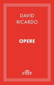 Opere ebook by David Ricardo