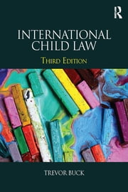 International Child Law ebook by Trevor Buck