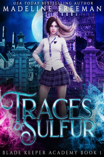 Traces of Sulfur ebook by Madeline Freeman