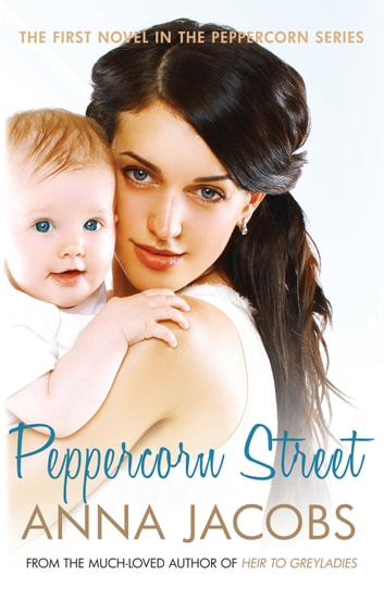 Peppercorn Street ebook by Anna Jacobs