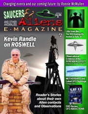 Saucers & Aliens UFO eMagazine #2 ebook by Various