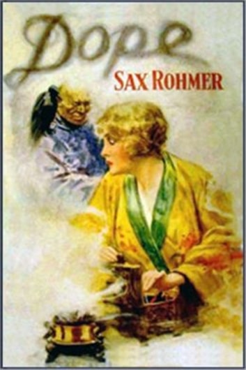 Dope ebook by Sax Rohmer