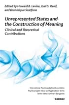 Unrepresented States and the Construction of Meaning ebook by Howard B. Levine,Gail S. Reed,Dominique Scarfone