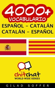 4000+ vocabulario español - catalán ebook by Gilad Soffer