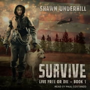 Survive audiobook by Shawn Underhill