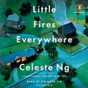 Little Fires Everywhere audiobook by Celeste Ng