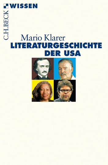 Literaturgeschichte der USA ebook by Mario Klarer