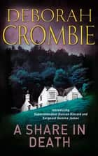A Share in Death ebook by Deborah Crombie
