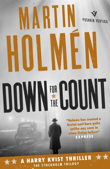 Down For the Count ebook by Martin Holmén