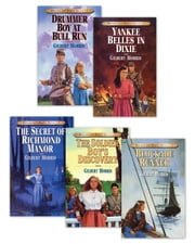 Bonnets and Bugles Series Books 1-5 ebook by Gilbert L Morris