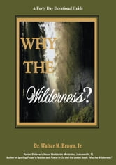 Why The Wilderness: A Forty Day Devotional Guide - God Sends Angels After We Go Through! ebook by Walter Brown Jr