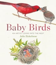 Baby Birds - An Artist Looks into the Nest ebook by Julie Zickefoose