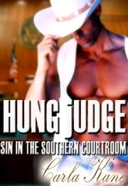 Hung Judge: Sin in the Southern Courtroom ebook by Carla Kane