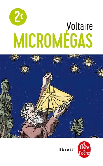 Micromégas ebook by Voltaire