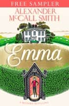 Emma: free sampler ebook by Alexander McCall Smith