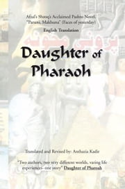 Daughter of Pharaoh ebook by Anthazia Kadir
