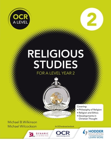 OCR Philosophy of Religion for AS and A2