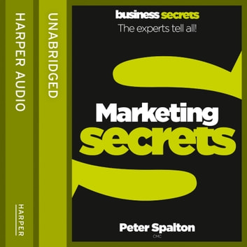 Marketing (Collins Business Secrets) audiobook by Peter Spalton