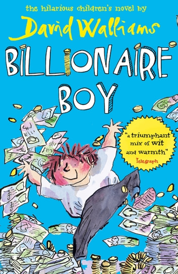 Billionaire Boy ebook by David Walliams