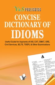 Concise Dictionary of Idioms ebook by EDITORIAL BOARD