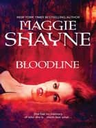 Bloodline (Mills & Boon M&B) 電子書 by Maggie Shayne
