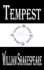 Tempest ebook by William Shakespeare