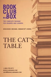 Bookclub-In-A-Box Discusses the Cat's Table, by Michael Ondaatje ebook by Herbert, Marilyn