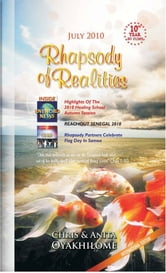 Rhapsody of Realities July Edition ebook by Pastor Chris Oyakhilome