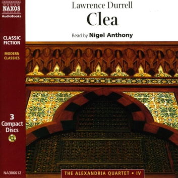 Clea audiobook by Lawrence Durrell
