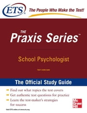 School Psychologist: Study Guide ebook by Educational Testing Service