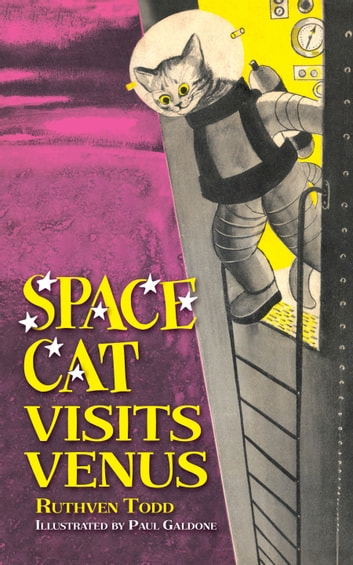 Space Cat Visits Venus ebook by Ruthven Todd