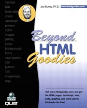 Beyond HTML Goodies ebook by INT Media Group