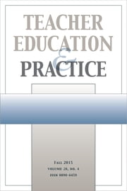 Tep Vol 28-N4 ebook by Teacher Education and Practice