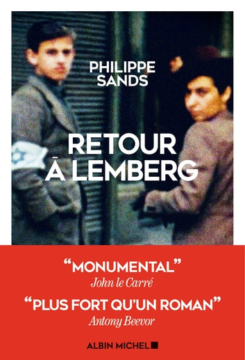 Retour à Lemberg ebook by Philippe Sands